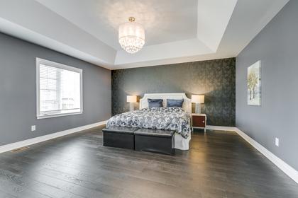 Master Bedroom - 2473 Eighth Line, Oakville - Elite3 & Team at 2473 Eighth Line, Iroquois Ridge North, Oakville