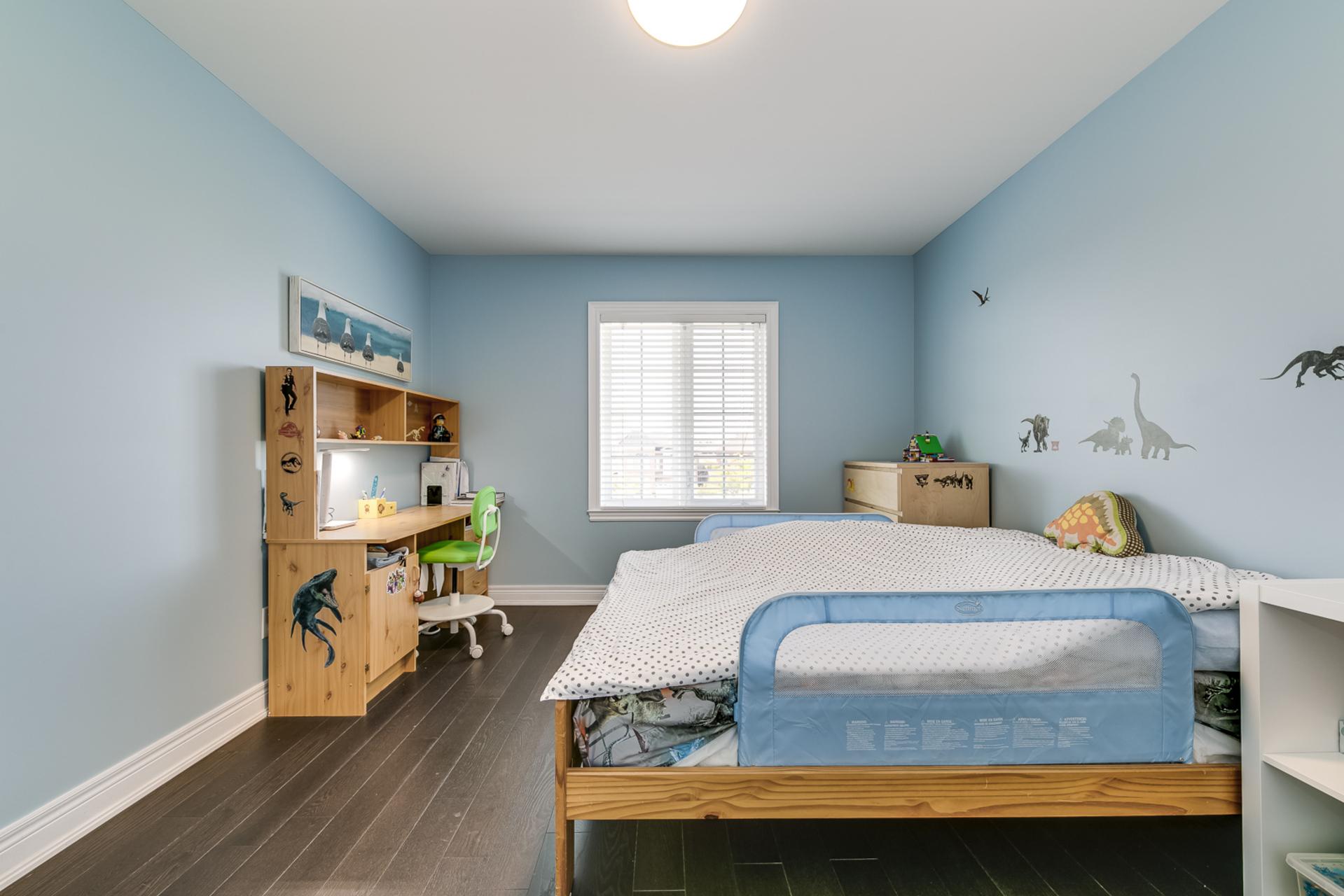 3rd Bedroom - 2473 Eighth Line, Oakville - Elite3 & Team at 2473 Eighth Line, Iroquois Ridge North, Oakville