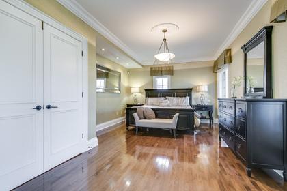 Master Bedroom - 2415 Lyndhurst Dr, Oakville - Elite3 & Team at 2415 Lyndhurst Drive, Iroquois Ridge North, Oakville
