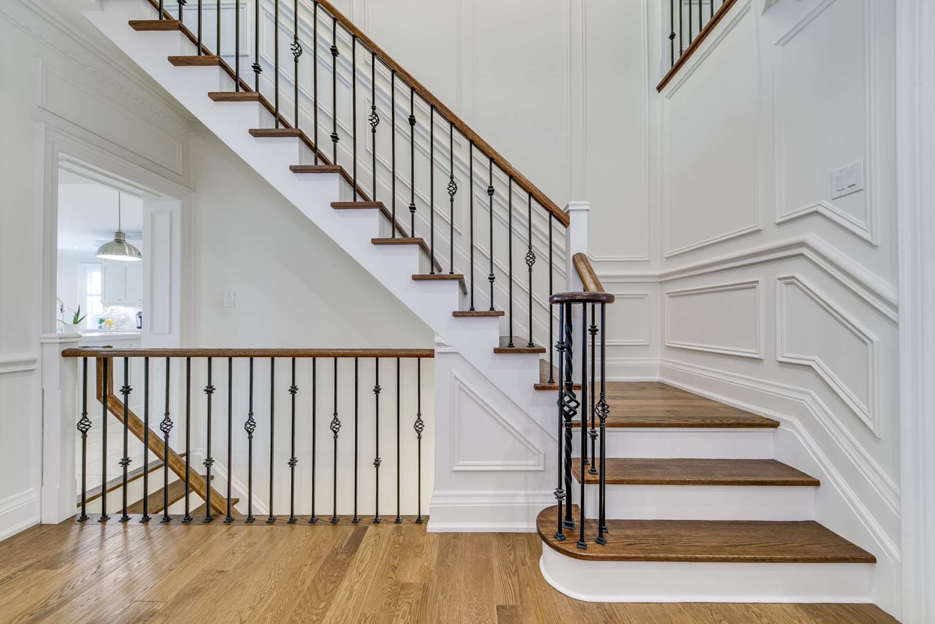 Stairs - 2415 Lyndhurst Dr, Oakville - Elite3 & Team at 2415 Lyndhurst Drive, Iroquois Ridge North, Oakville