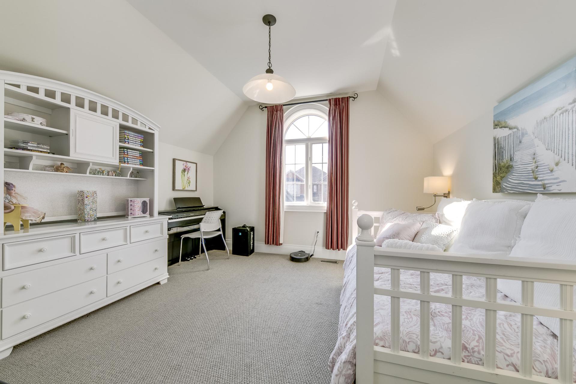 4th Bedroom - 2415 Lyndhurst Dr, Oakville - Elite3 & Team at 2415 Lyndhurst Drive, Iroquois Ridge North, Oakville