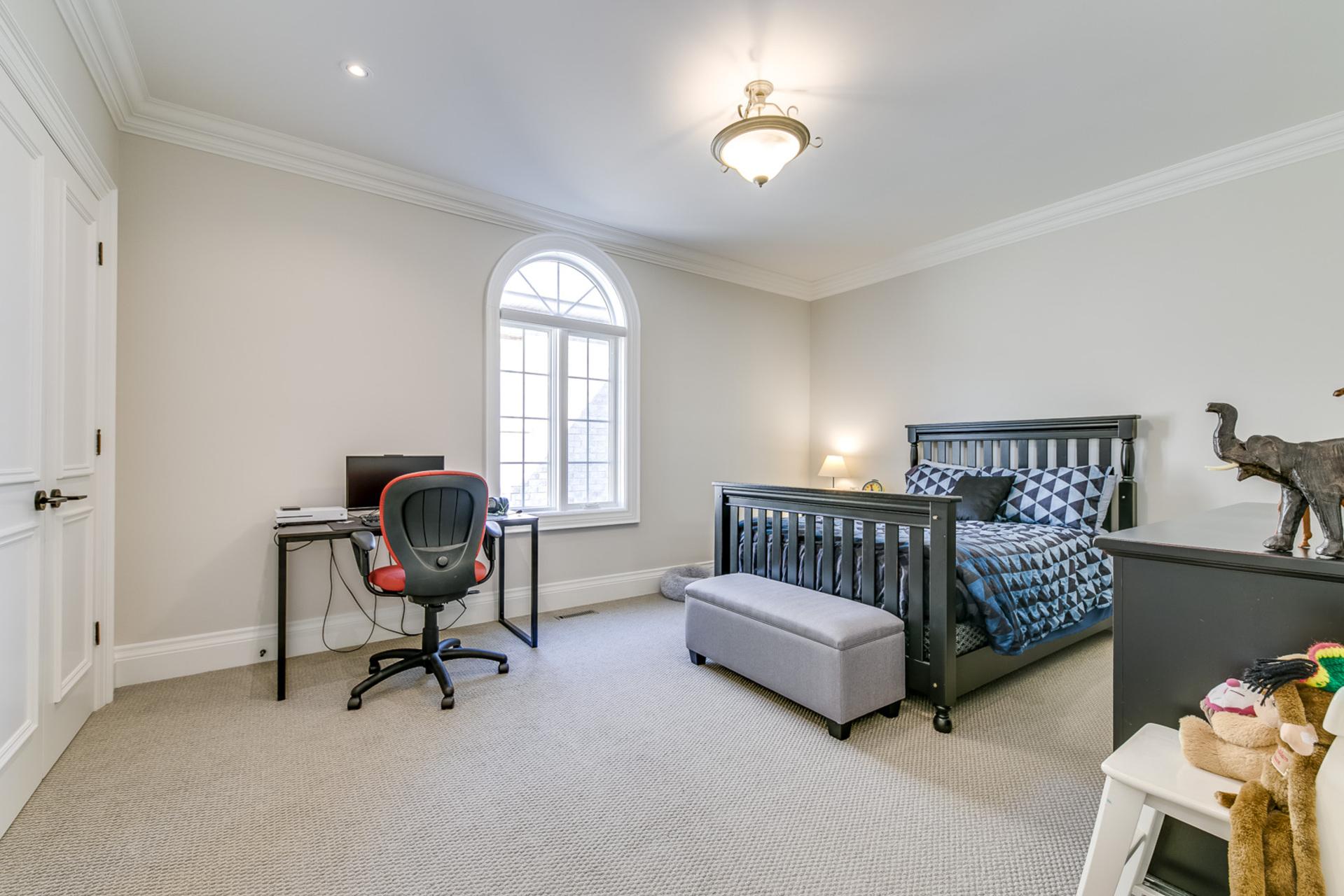 3rd Bedroom - 2415 Lyndhurst Dr, Oakville - Elite3 & Team at 2415 Lyndhurst Drive, Iroquois Ridge North, Oakville