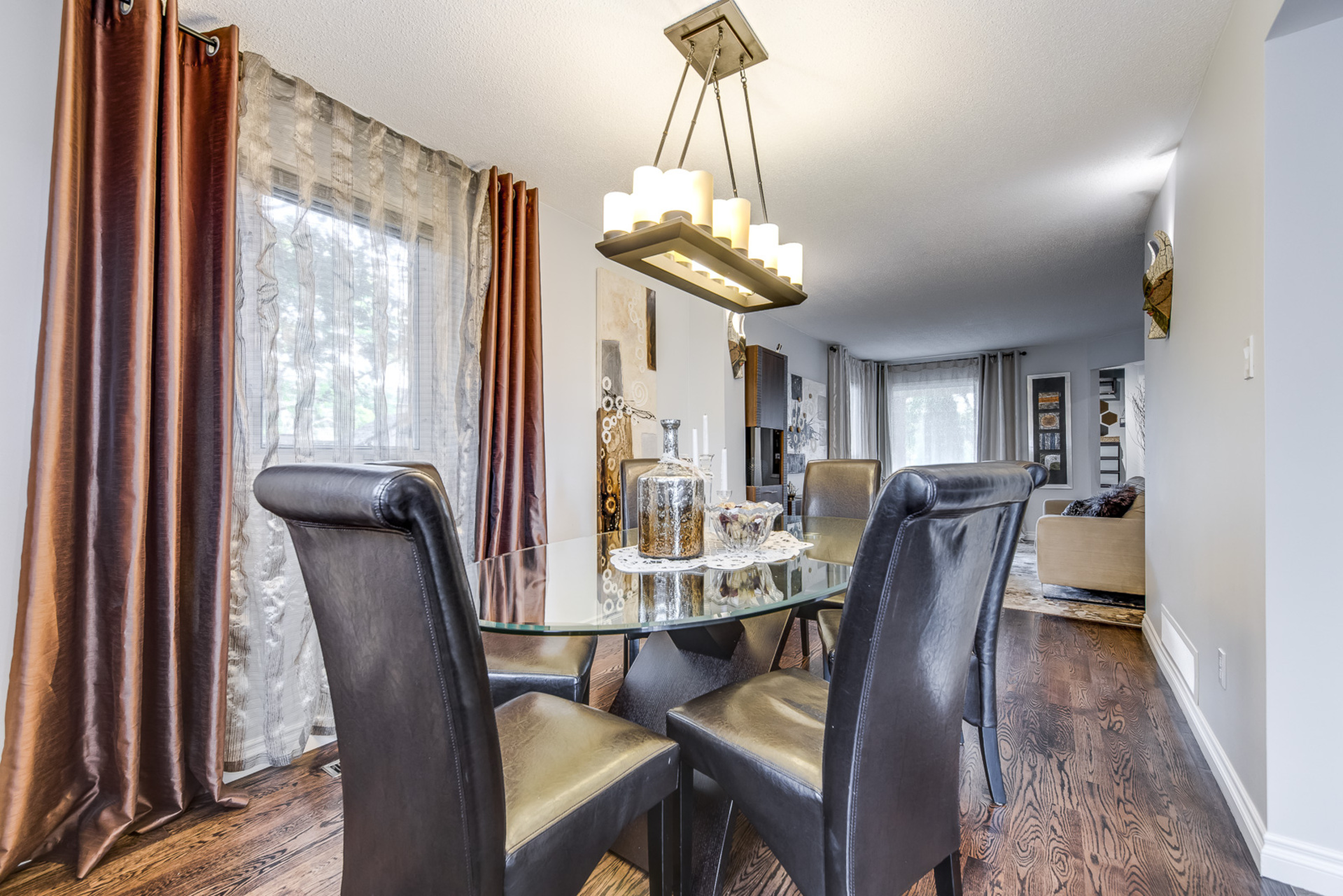 Dining Room - 1308 Valerie Cres, Oakville - Elite3 & Team at 1308 Valerie Crescent, Clearview, Oakville