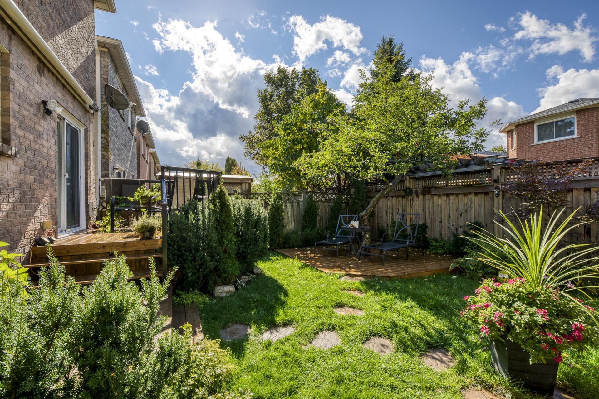 Backyard - 1308 Valerie Cres, Oakville - Elite3 & Team at 1308 Valerie Crescent, Clearview, Oakville