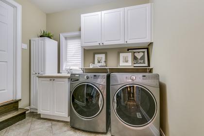 Laundry Room - 2460 Bon Echo Dr, Oakville - Elite3 & Team at 2460 Bon Echo Drive, Iroquois Ridge North, Oakville