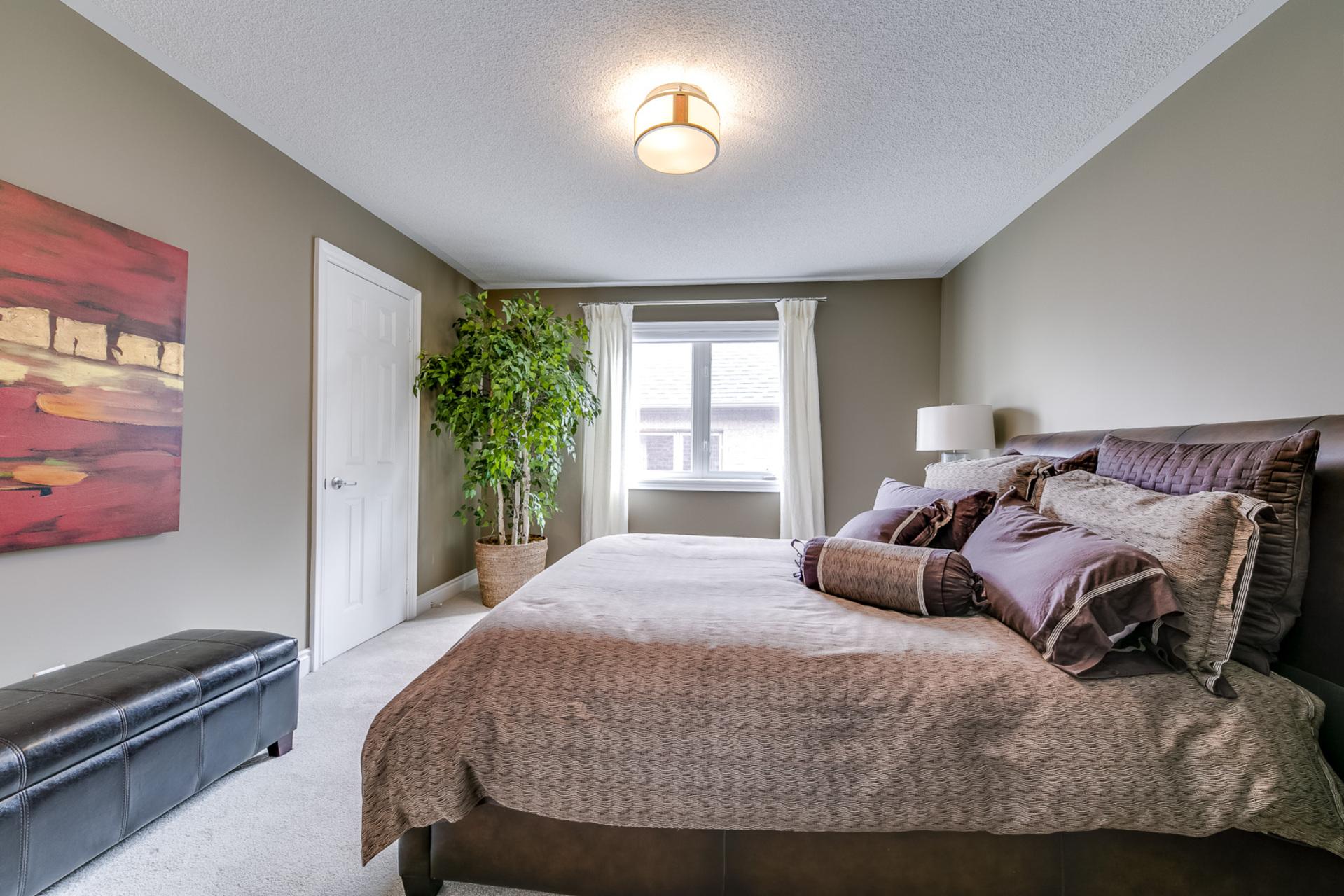 4th Bedroom - 2460 Bon Echo Dr, Oakville - Elite3 & Team at 2460 Bon Echo Drive, Iroquois Ridge North, Oakville