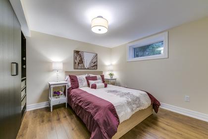 Basement Bedroom - 2058 Constance Dr, Oakville - Elite3 & Team at 2058 Constance Drive, Eastlake, Oakville