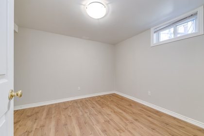 Basement Bedroom - 1509 Clearview Dr, Oakville - Elite3 & Team at 1509 Clearview Drive, Clearview, Oakville