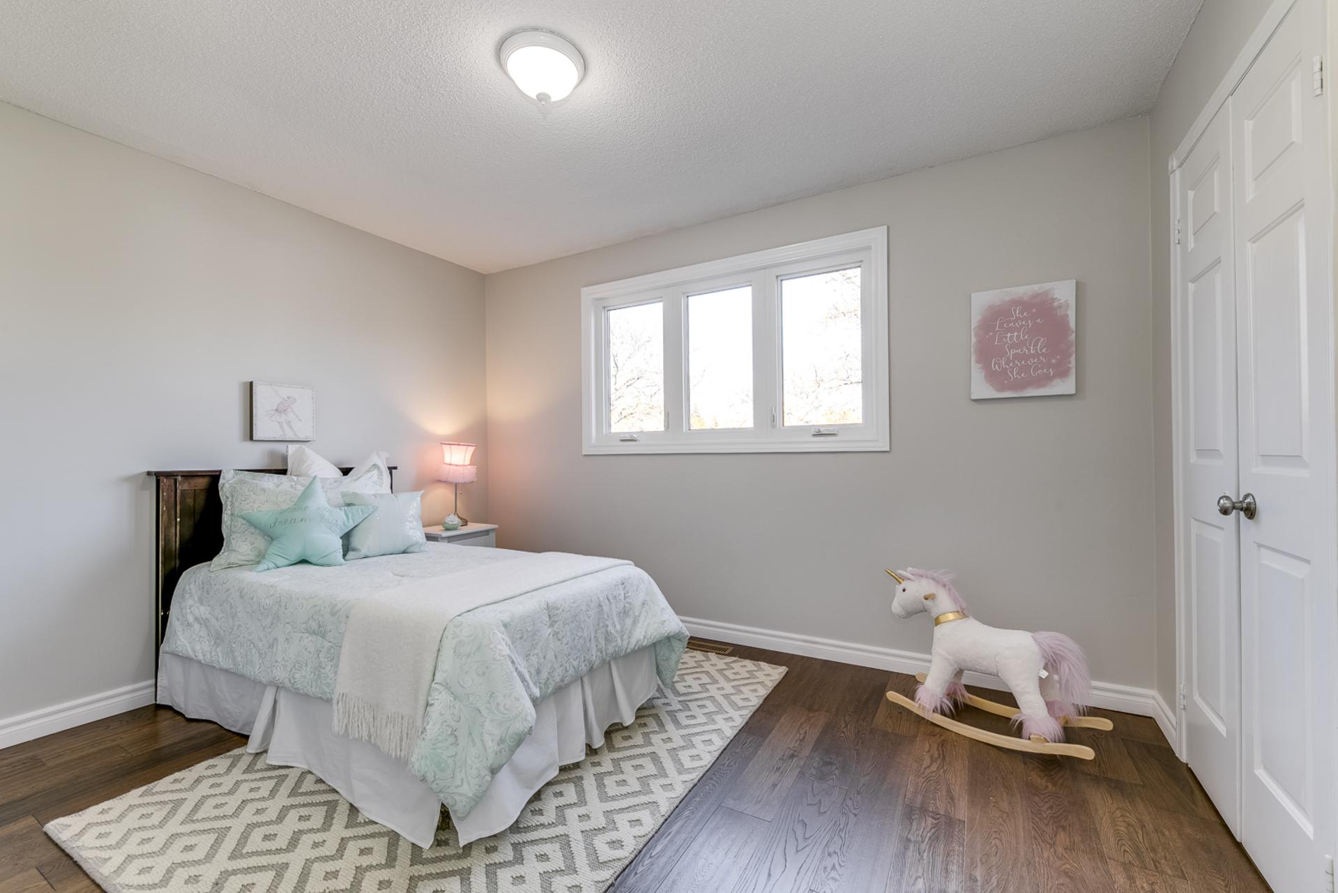 4th Bedroom - 1509 Clearview Dr, Oakville - Elite3 & Team at 1509 Clearview Drive, Clearview, Oakville