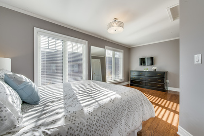 2nd Bedroom - 2014 Lushes Ave, Mississauga - Elite3 & Team at 2014 Lushes Avenue, Clarkson, Mississauga