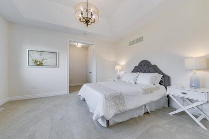 Master Bedroom - 95 North Park Blvd, Oakville - Elite3 & Team at 95 North Park Boulevard, Rural Oakville, Oakville