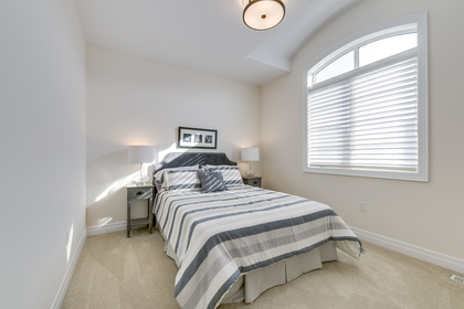 4th Bedroom - 95 North Park Blvd, Oakville - Elite3 & Team at 95 North Park Boulevard, Rural Oakville, Oakville