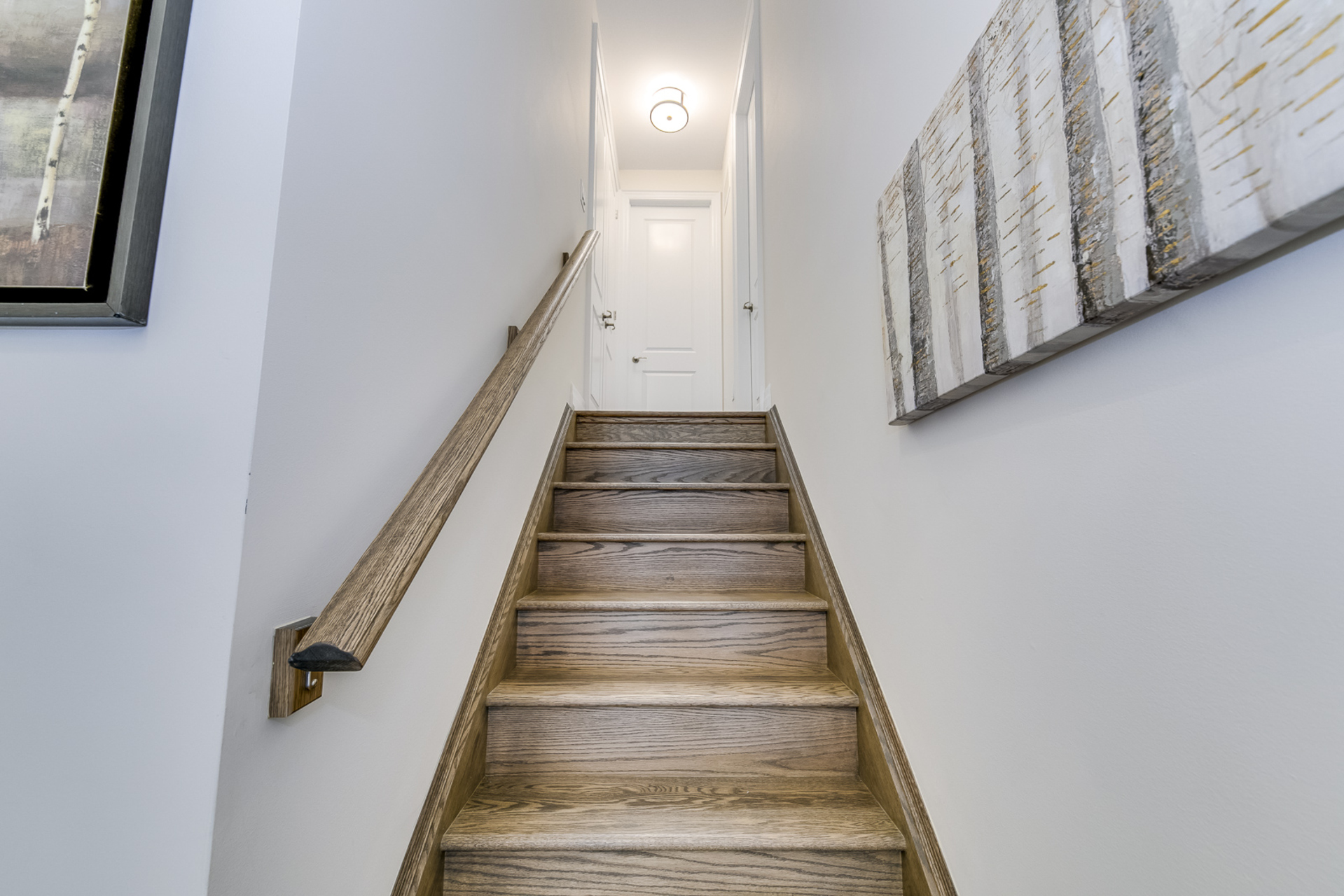 Stairs - 95 North Park Blvd, Oakville - Elite3 & Team at 95 North Park Boulevard, Rural Oakville, Oakville