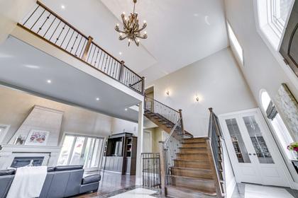 Stairs - 5041 Lakeshore Rd, Burlington - Elite3 & Team at 5041 Lakeshore Road, Appleby, Burlington