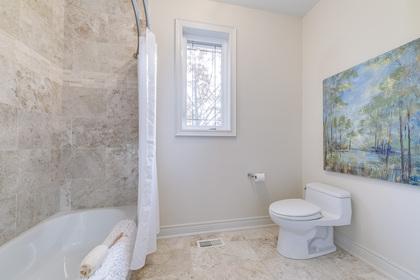 Main Bathroom - 5041 Lakeshore Rd, Burlington - Elite3 & Team at 5041 Lakeshore Road, Appleby, Burlington