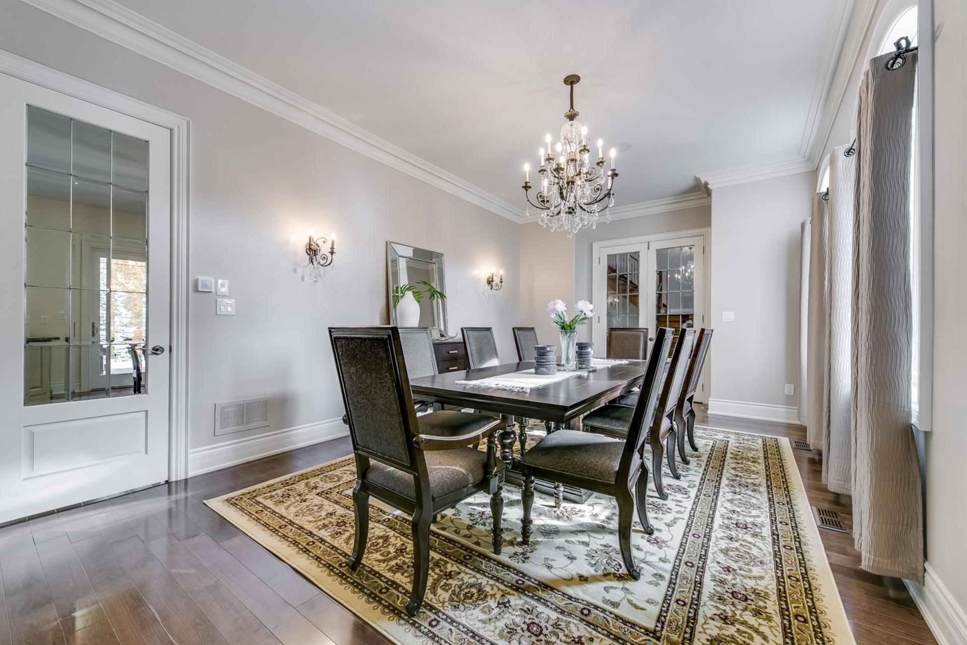 Dining Room - 5041 Lakeshore Rd, Burlington - Elite3 & Team at 5041 Lakeshore Road, Appleby, Burlington