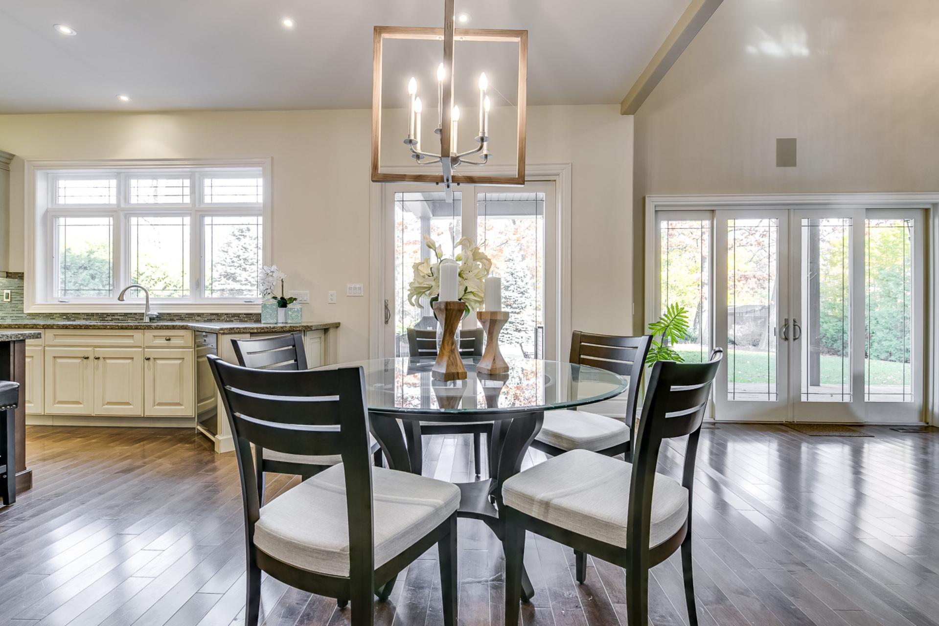 Breakfast Area - 5041 Lakeshore Rd, Burlington - Elite3 & Team at 5041 Lakeshore Road, Appleby, Burlington