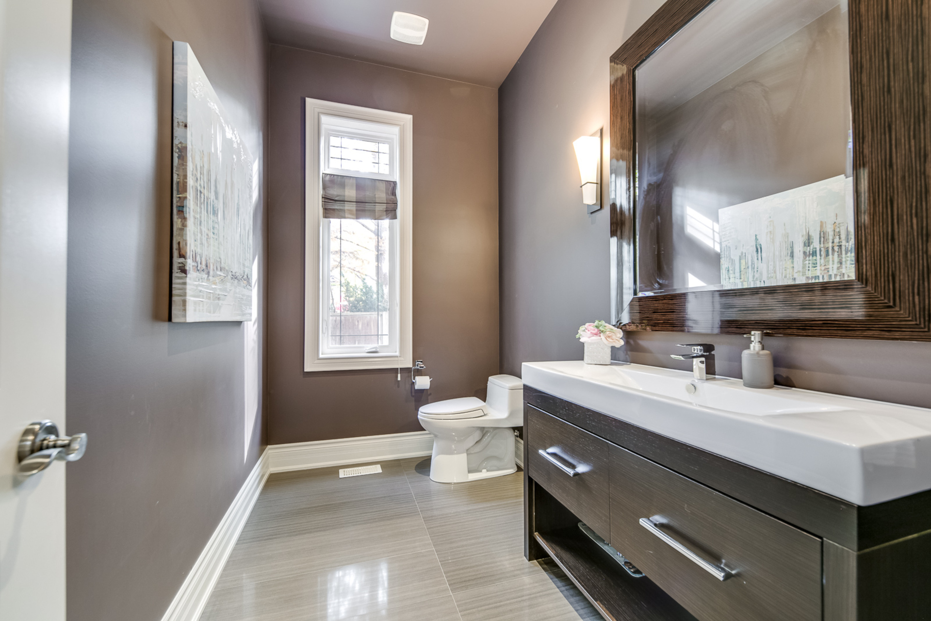 Powder Room - 5041 Lakeshore Rd, Burlington - Elite3 & Team at 5041 Lakeshore Road, Appleby, Burlington