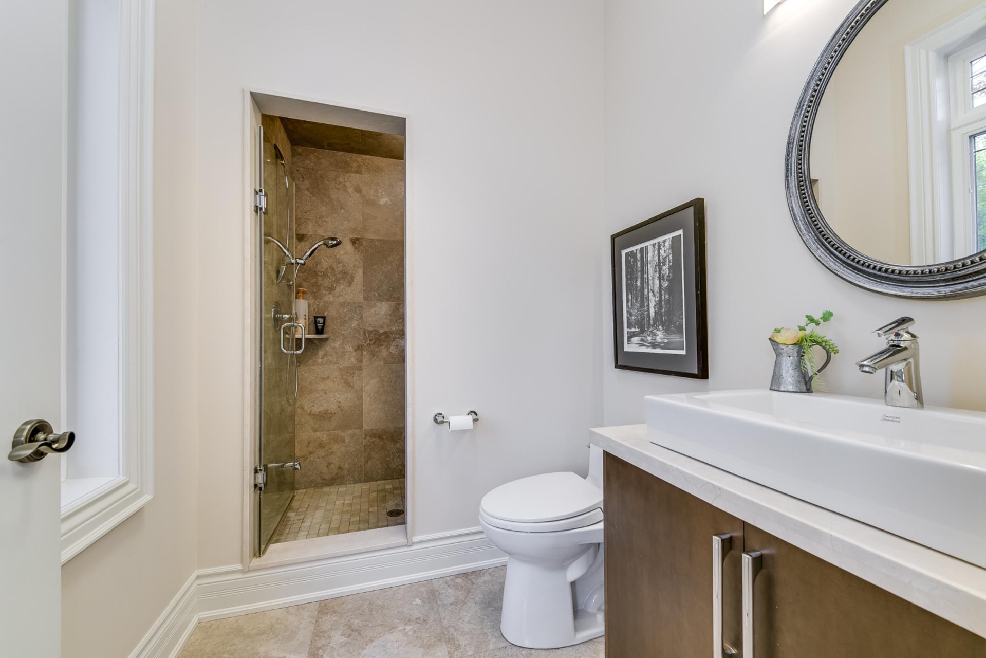 4th Bedroom Ensuite - 5041 Lakeshore Rd, Burlington - Elite3 & Team at 5041 Lakeshore Road, Appleby, Burlington