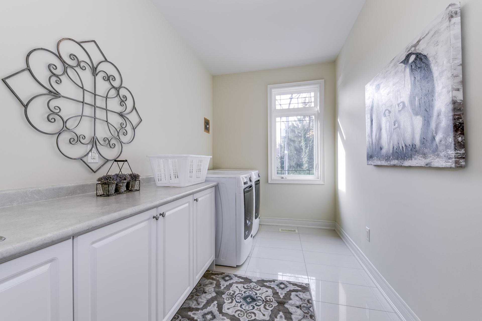 Laundry Room - 5041 Lakeshore Rd, Burlington - Elite3 & Team at 5041 Lakeshore Road, Appleby, Burlington