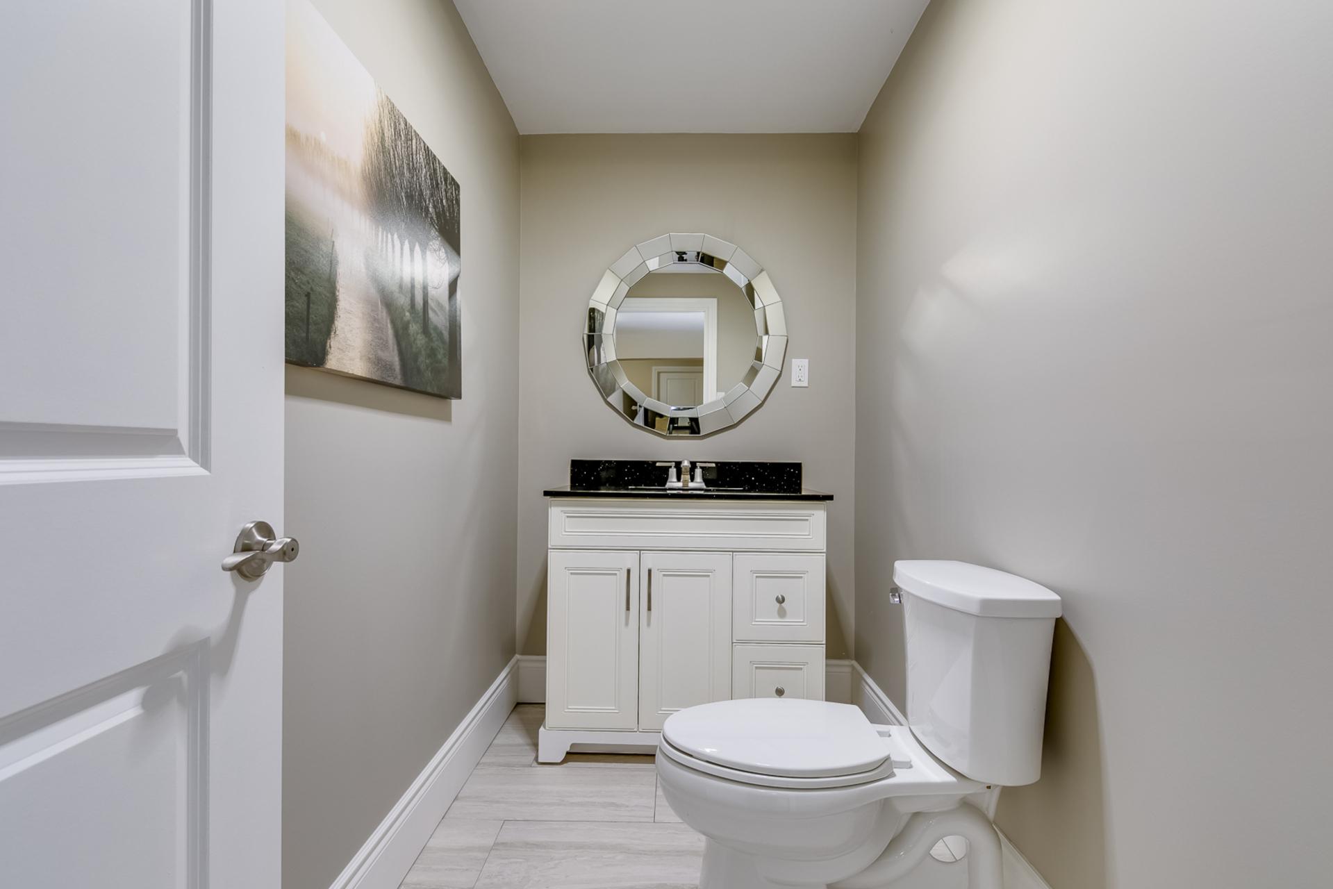 Basement Bathroom - 5041 Lakeshore Rd, Burlington - Elite3 & Team at 5041 Lakeshore Road, Appleby, Burlington
