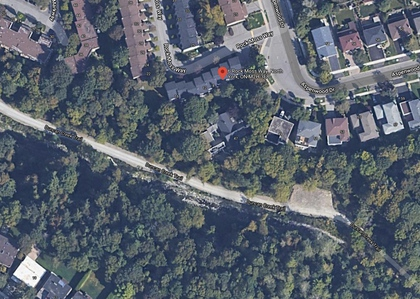 drone at 1342 Weir Chase, East Credit, Mississauga