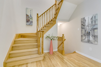 Stairs - 1342 Weir Chase, Mississauga - Elite3 & Team at 1342 Weir Chase, East Credit, Mississauga