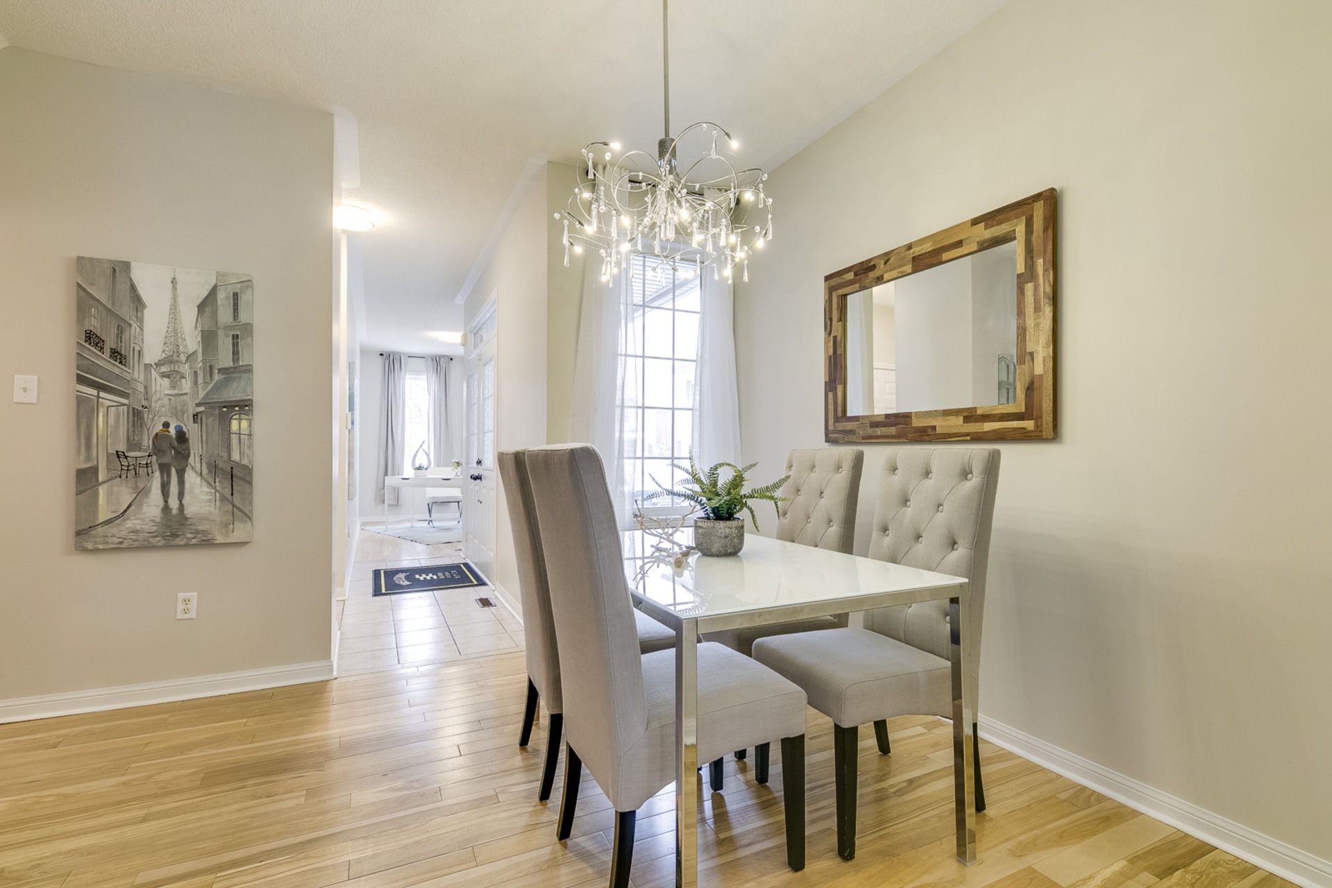 Dinning Room - 1342 Weir Chase, Mississauga - Elite3 & Team at 1342 Weir Chase, East Credit, Mississauga