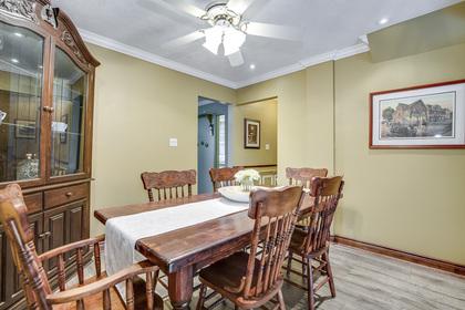 Dining Room - 6 Rock Moss Way, North York - Elite3 & Team at 6 Rock Moss Way, Hillcrest Village, Toronto
