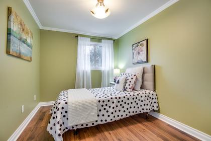 3rd Bedroom - 6 Rock Moss Way, North York - Elite3 & Team at 6 Rock Moss Way, Hillcrest Village, Toronto