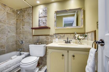 Main Bathroom - 6 Rock Moss Way, North York - Elite3 & Team at 6 Rock Moss Way, Hillcrest Village, Toronto