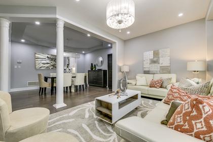 Living Room - 3172 Preserve Dr, Oakville - Elite3 & Team at 3172 Preserve Drive, Rural Oakville, Oakville