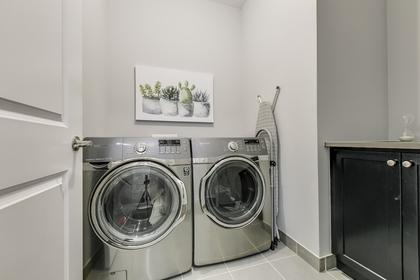 2nd Floor Laundry Room - 3172 Preserve Dr, Oakville - Elite3 & Team at 3172 Preserve Drive, Rural Oakville, Oakville