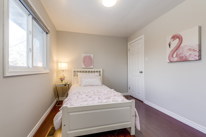 2nd Bedroom - 1059 Flagship Dr, Mississauga - Elite3 & Team at 1059 Flagship Drive, Applewood, Mississauga