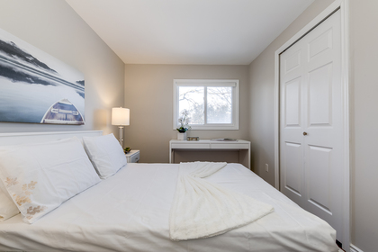 4th Bedroom - 1059 Flagship Dr, Mississauga - Elite3 & Team at 1059 Flagship Drive, Applewood, Mississauga