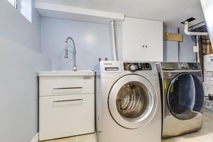 Laundry Room - 1059 Flagship Dr, Mississauga - Elite3 & Team at 1059 Flagship Drive, Applewood, Mississauga