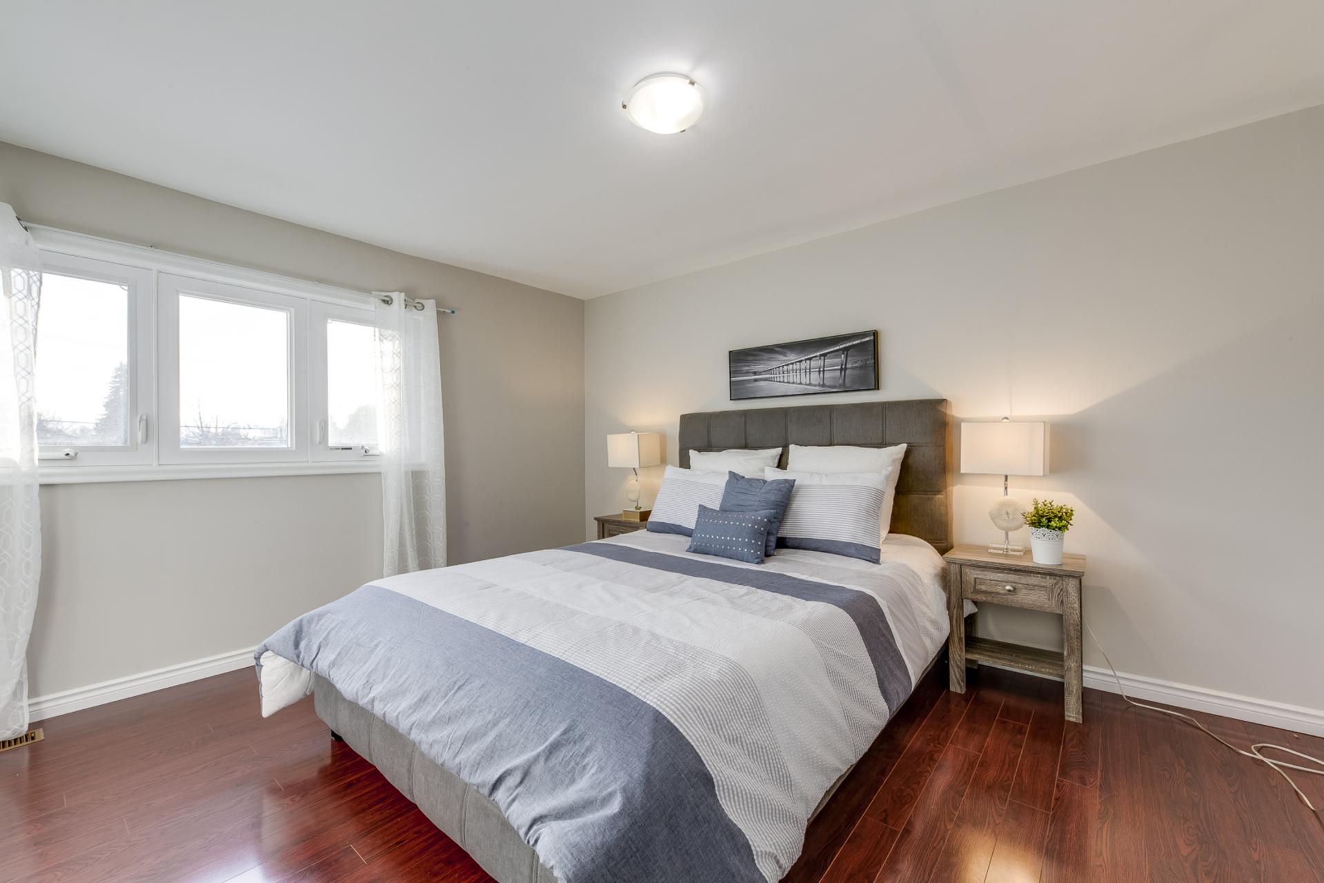 Master Bedroom - 1059 Flagship Dr, Mississauga - Elite3 & Team at 1059 Flagship Drive, Applewood, Mississauga
