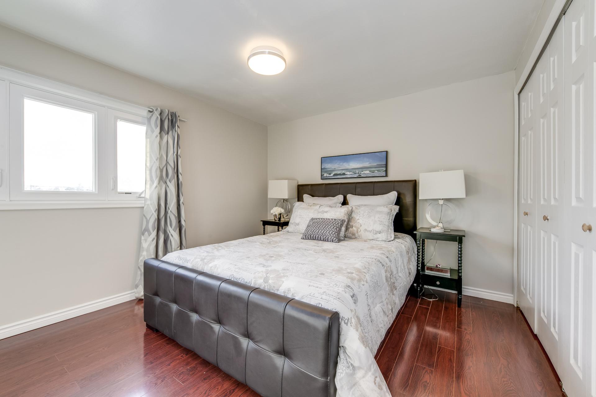 3rd Bedroom - 1059 Flagship Dr, Mississauga - Elite3 & Team at 1059 Flagship Drive, Applewood, Mississauga