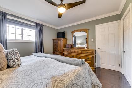 Master Bedroom - 1195 Half Moon Lane, Oakville at 1195 Half Moon Lane, Iroquois Ridge South, Oakville