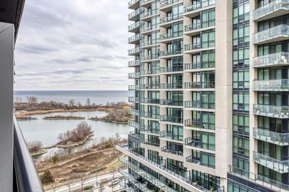 Balcony - 1107-110 Marine Parade Dr, Etobicoke at 1107 - 110 Marine Parade Drive, Mimico, Toronto