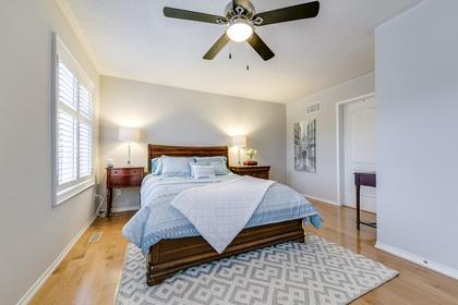 Master Bedroom - 228 Westfield Tr, Oakville - Elite3 & Team at 228 Westfield Trail, River Oaks, Oakville