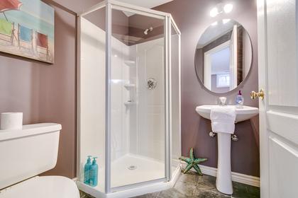 Basement Bathroom - 228 Westfield Tr, Oakville - Elite3 & Team at 228 Westfield Trail, River Oaks, Oakville