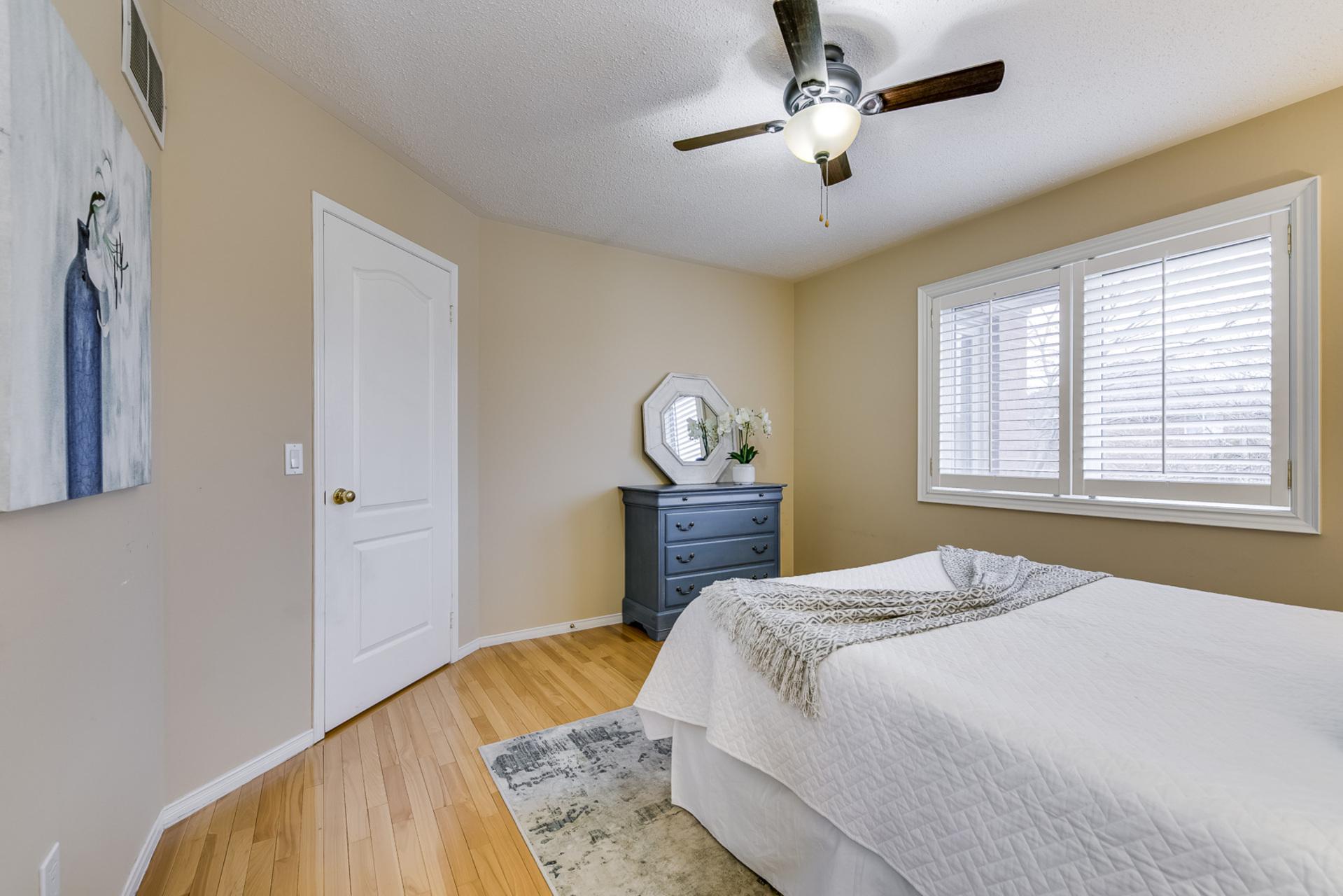 2nd Bedroom - 228 Westfield Tr, Oakville - Elite3 & Team at 228 Westfield Trail, River Oaks, Oakville