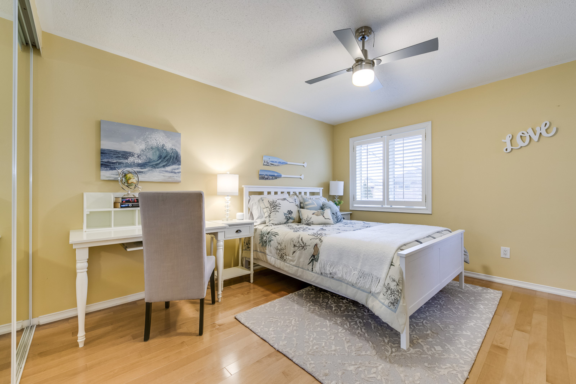 3rd Bedroom - 228 Westfield Tr, Oakville - Elite3 & Team at 228 Westfield Trail, River Oaks, Oakville
