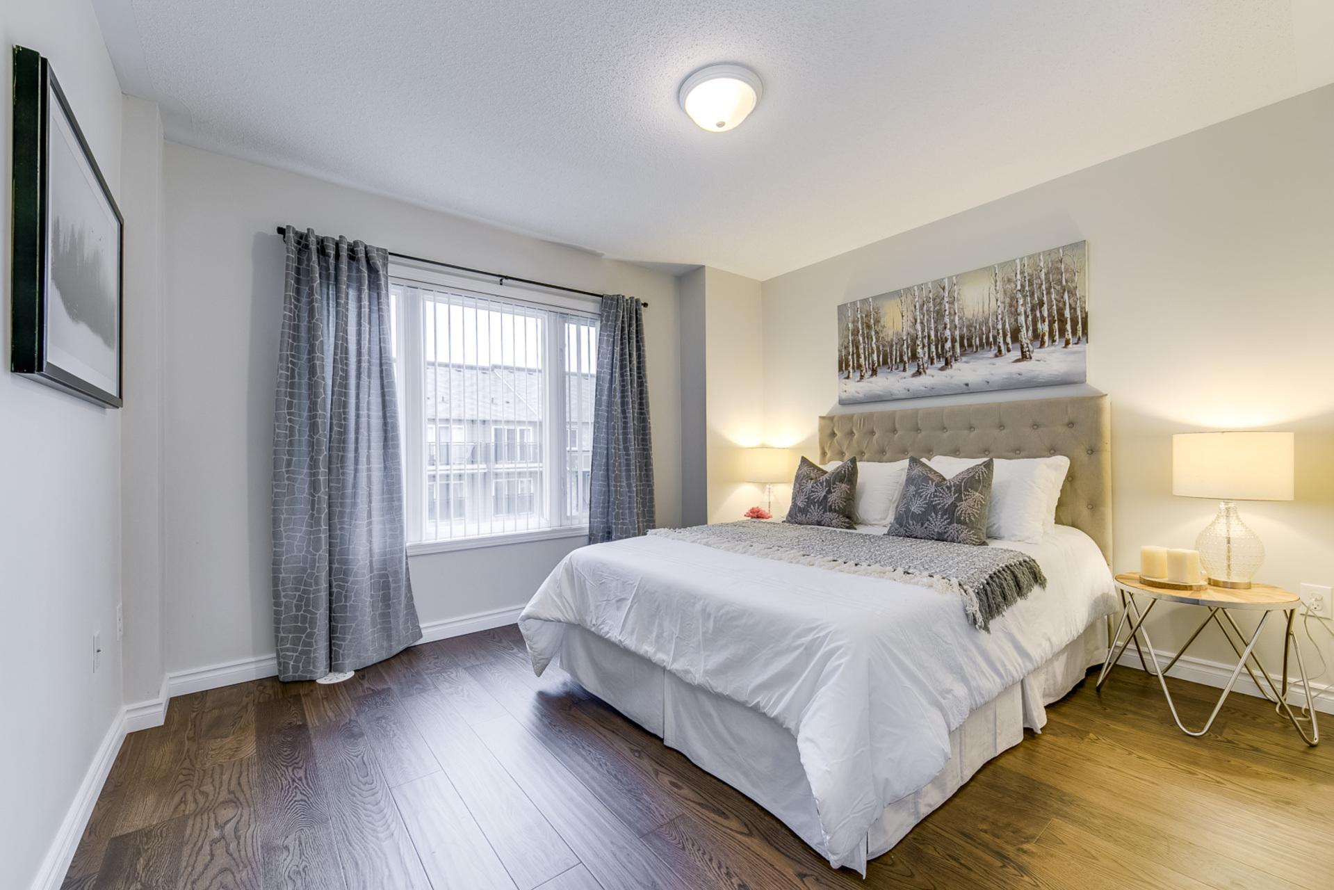 Master Bedroom - 2891 Rio Crt, Mississauga - Elite3 & Team at 46 - 2891 Rio Court, Central Erin Mills, Mississauga