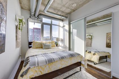 Bedroom - 1512-150 Sudbury St, Toronto - Elite3 & Team at 1512 - 150 Sudbury Street, Little Portugal, Toronto
