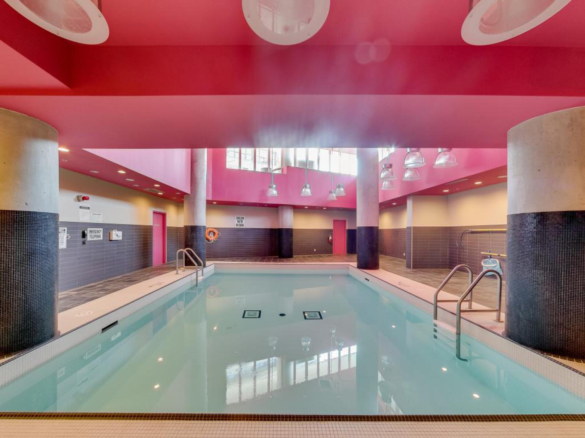 Pool - 1512-150 Sudbury St, Toronto - Elite3 & Team at 1512 - 150 Sudbury Street, Little Portugal, Toronto