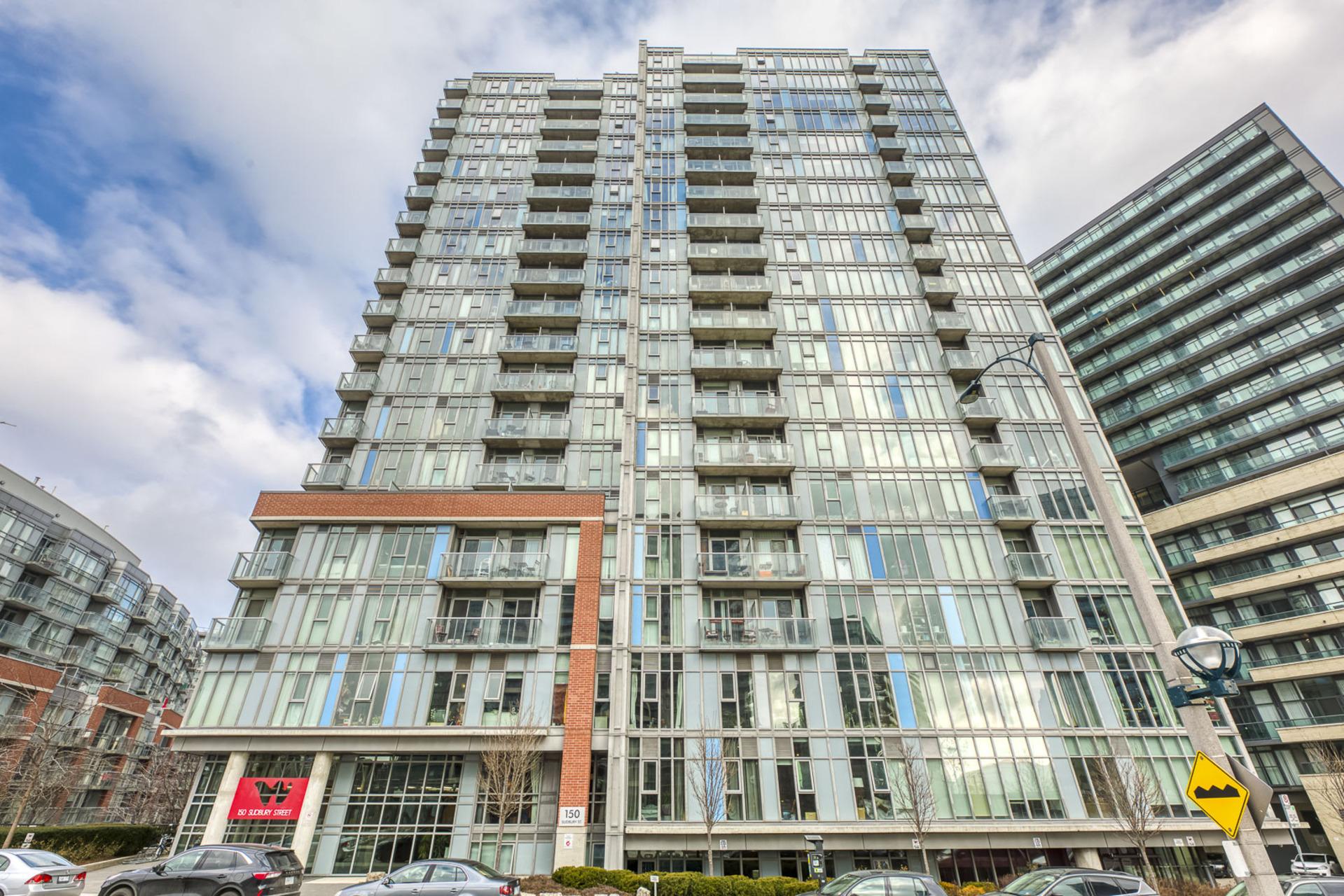 Exterior - 1512-150 Sudbury St, Toronto - Elite3 & Team at 1512 - 150 Sudbury Street, Little Portugal, Toronto