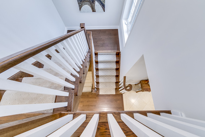 Stairs - 2473 Tesla Cres, Oakville - Elite3 & Team at 2473 Tesla Crescent, Iroquois Ridge North, Oakville