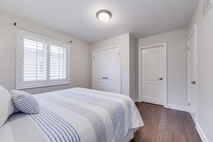 3rd Bedroom - 2473 Tesla Cres, Oakville - Elite3 & Team at 2473 Tesla Crescent, Iroquois Ridge North, Oakville